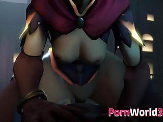 Heroes large round titty game hentai porn collection
