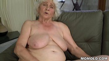 Old woman norma and her younger lesbo ally linda love