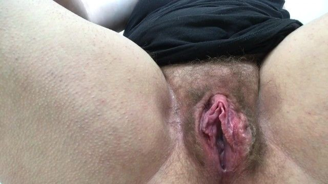 Soaked from watching porn so fingering shaggy powerful wet crack to agonorgasmos