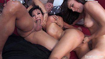 Dana dearmond 3some