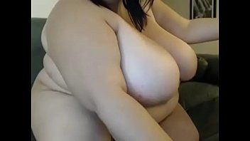 Sexy obese bbw looking for joy on webcam